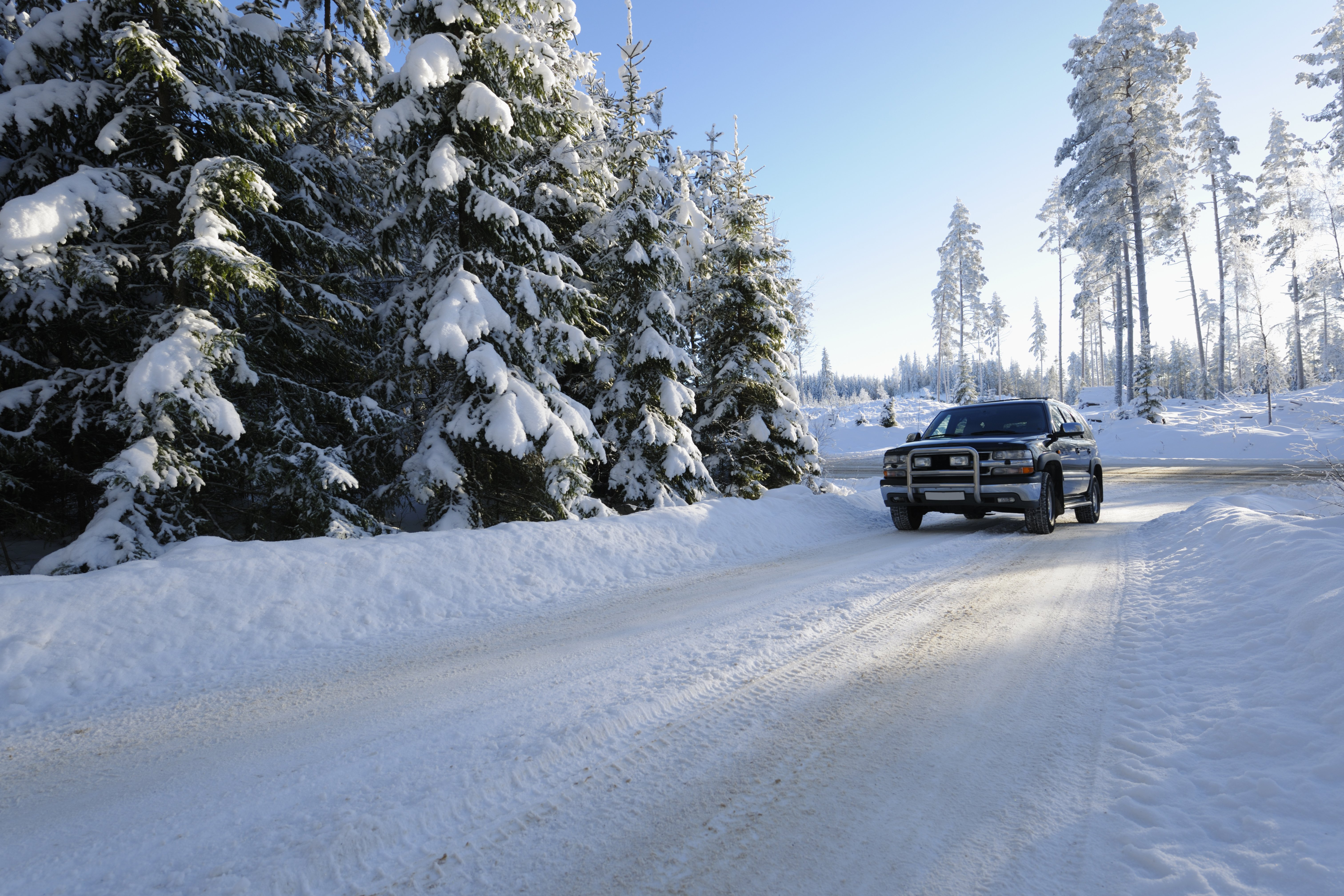 Winter Driving and Safety Restrictions In Advance of Icing