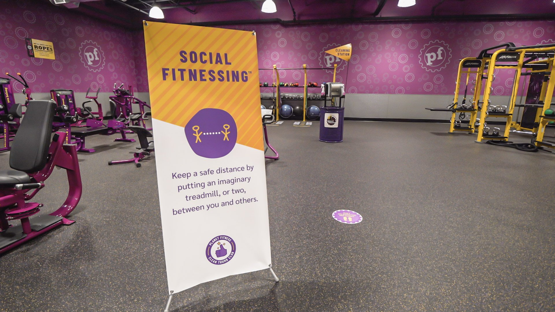 Planet Fitness To Reopen 6 Gyms In Central Pa Saturday June 13 Pennwatch